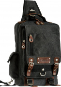 DEVICE Access Mega Body Bag BK / Black