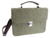 Authentic Harris Tweed Workbag Available In 3 Colour LB1016