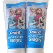 Oral B Pro Expert Stages Disney Frozen Toothpaste 75 ml
