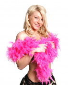 I Love Fancy Dress ILFD2034 80 g Feather Boa
