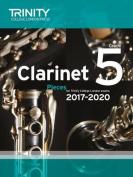 Clarinet Exam Pieces Grade 5 2017 2020