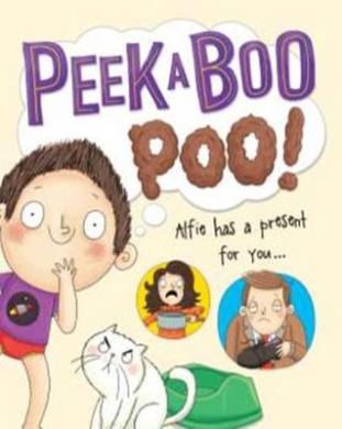 Peekaboo Poo (Bonney Press)