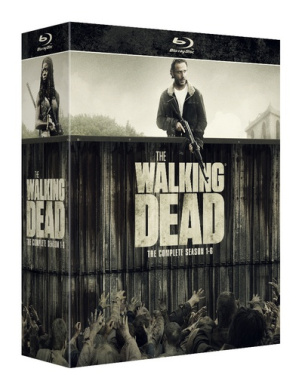 The Walking Dead: The Complete Season 1-6
