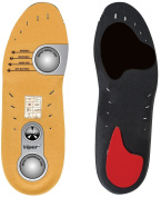 Viper Four Layer Boot/Shoe Insoles - Washable - Breathable - Odour Free - Anti-Bacterial (Sizes - UK: 10.5-13, US