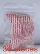 Supertape CC Contour Adhesive Tape Strips 36 Pack - Lace Wigs & Toupees