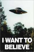 Poster The X-Files - I Want To Believe - reasonably priced poster, XXL wall poster