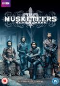 The Musketeers: Series 3 [Region 2]