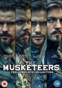 The Musketeers [Region 2]