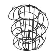 MultiWare Spiral Egg Holder Kitchen Egg Storage Helter Skelter Egg Rack
