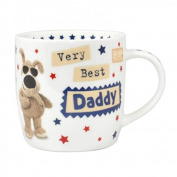 Boofle Mug - very Best Daddy