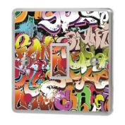 Graffiti Light Switch Sticker Vinyl / Skin cover sw4
