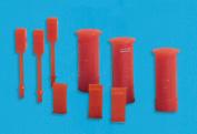 MODEL SCENE POST BOXES (9) 5191