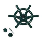 Garden Games Deluxe Ship's Steering Wheel for Garden Climbing Frames Playhouses Tree Houses
