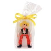 Seda France Yellow Ribbon Cowboy Soap