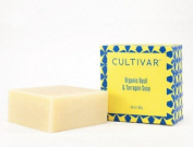 Soap Basil & Tarragon Organic Soap by Cultivar