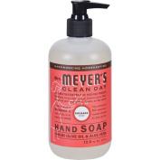 Mrs. Meyer's Liquid Hand Soap - Rhubarb - 370ml - Case of 6
