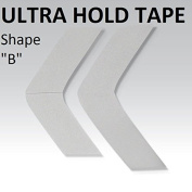 Ultra Hold Tape Shape B 36-pieces per bag Double side adhesive