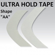 Ultra Hold Tape Shape AA 36-pieces per bag Double side adhesive