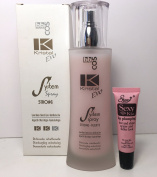 """Bbcos Kristal Evo Linen Seed Di Lino System Spray Strong 3.38 Oz """"Free Starry Sexy Kiss Lip Plumping 10 Ml"""""""