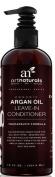 Art Naturals Argan Oil Leave in Conditioner / Moisturiser 350ml | Best Treatment for Dry, Damaged & Coloured Hair | Deep Conditioning Repair Cream Leaving Hair Sleek & Shiny For All Hair Types