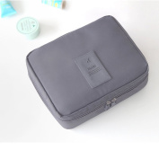 ACELIST® Makeup Brush bag-travel BAG Cosmetic Carry Case Toiletry
