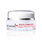 CANAE Natural Skin Whitening Lightening Dark Spot Removal and Anti Ageing Wrinkle with Collagen Facial Cream, CANAE WHITE COMPLEX CREAM