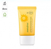 Innisfree:)NEW Perfect UV Protection Cream Long Lasting For Oily Skin 50ml [WATER RESISTANT]