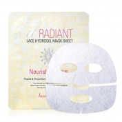 [Banila Co] It Radiant Lace Hydrogel Mask Sheet (Nourishing) 30g
