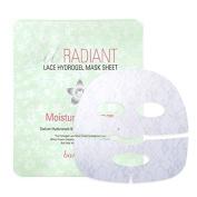 [Banila Co] It Radiant Lace Hydrogel Mask Sheet (Moisturising) 30g