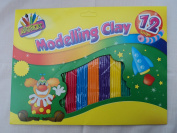 12 Strips of Modelling Clay