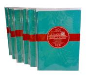 Studio G Teal Bulb Christmas Cards & Envelopes for Crafting, (8)/Pkg., Pack of