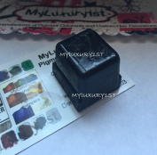 Dollup Soap Colour Cube Matte Black Melt and Pour Soaping Colourant Nugget