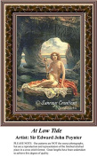 At Low Tide, Fine Art Counted Cross Stitch Pattern