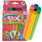 Tyi-Artline Brush Tip Marker Pens