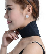 Neck Brace - Self Heating Neck Support - Produces Natural Heat To Help Muscle Soreness Free Size Best Xmas Gift for your Family