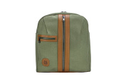 Twisted Mustard Seed Men's Voyager Nappy Backpack, Hunter's Green