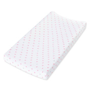 aden by aden + anais changing pad cover, darling