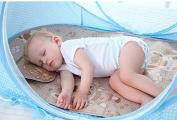 IFELES Instant Pop Up Portable Travel Baby Beach Tent+cool pillow+summer sleeping mat