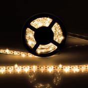 Led Strip Lights Powstro Battery Operated Waterproof Led Lights Strips 5050SMD Flexible LEDs Ribbon Light, LED Tape with Control Box for Garden/Kitchen/Cars/Homes