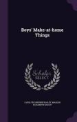 Boys' Make-At-Home Things