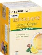 Bigelow Lemon Ginger Herbal Tea K-Cup Pods