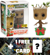 Holiday Dancing Groot (Hot Topic Exclusive)