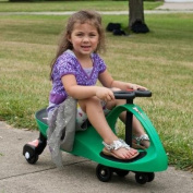 Rockin' Rollers 90-1288RD Wiggle Racer Ride-On, Green