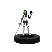 Heroclix Guardians of the Galaxy Op Kit #M16-008 Gamora Miniature Figure Complete with Card