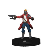 Heroclix Guardians of the Galaxy Op Kit #M16-007 Star-Lord Miniature Figure Complete with Card