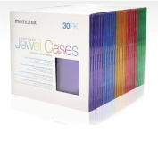 30pk Colour Sleeves (01930) - by Memorex