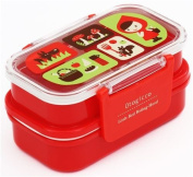 Little Red Riding Hood Bento Box Lunch Box from Japan