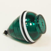 Spintastics Sidewinder Spin Top with Power Spinner - Green