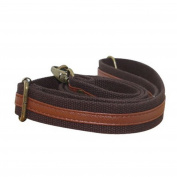 Cross-Body Canvas Strap for Shoulder Bag Durable Replacement Adjustable 70cm - 130cm