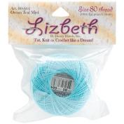 Lizbeth Cordonnet Cotton Size 80-Ocean Teal Medium